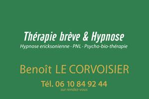 Plaque cabinet de Toulouse - thérapie brève et hypnose