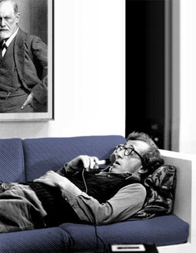 Woody Allen s'analyse